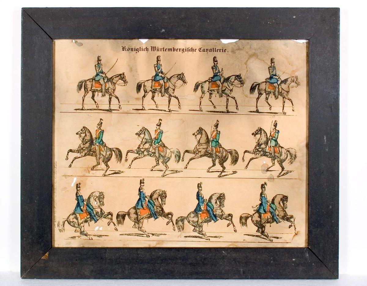 Königlich Würtenbergische Cavallerie