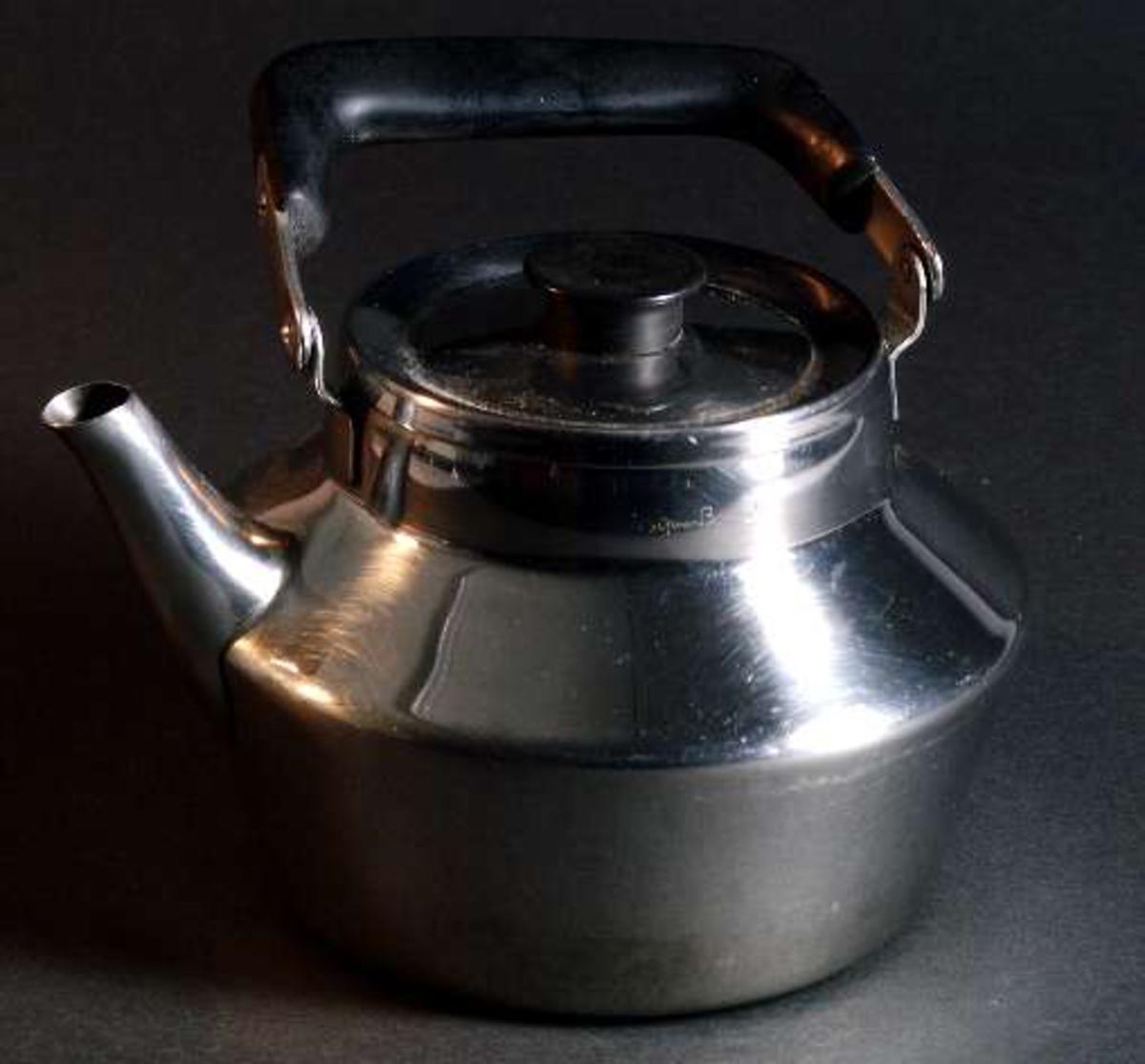 Kaffepanna   upplandsmuseet / digitaltmuseum