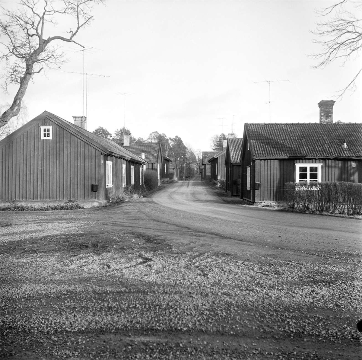 Tobo bruk, Tegelsmora socken, Uppland december 1972