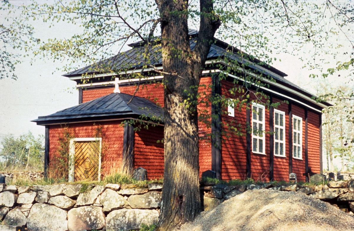 Gräsö kyrka, Uppland 1975