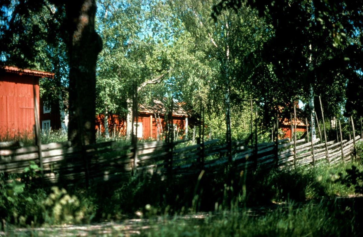 Ekeby by, Vänge socken, Uppland 1976