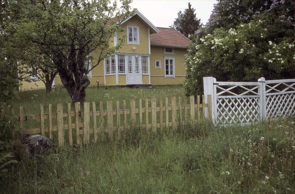 Bostadshus, Nyboda, Hållen, Hållnäs socken, Uppland 2000