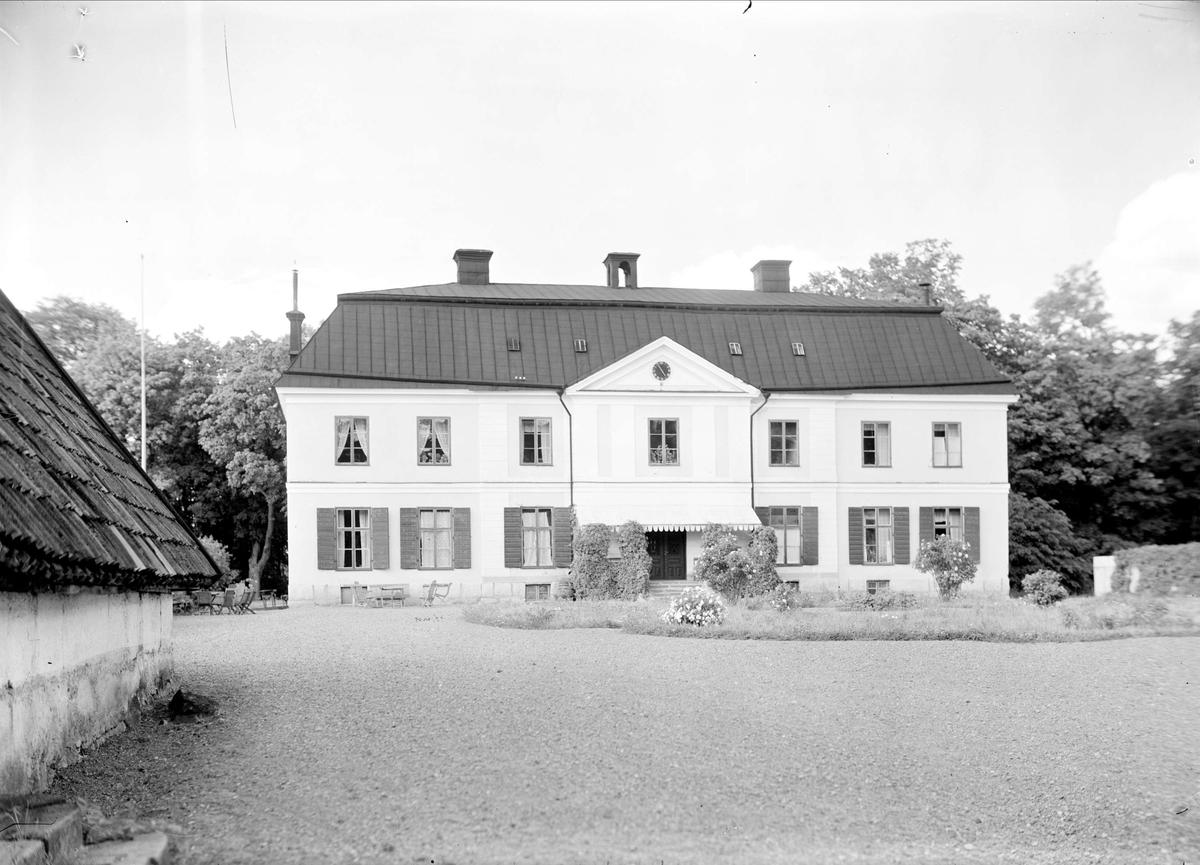Sätuna gård, Björklinge socken, Uppland 1930