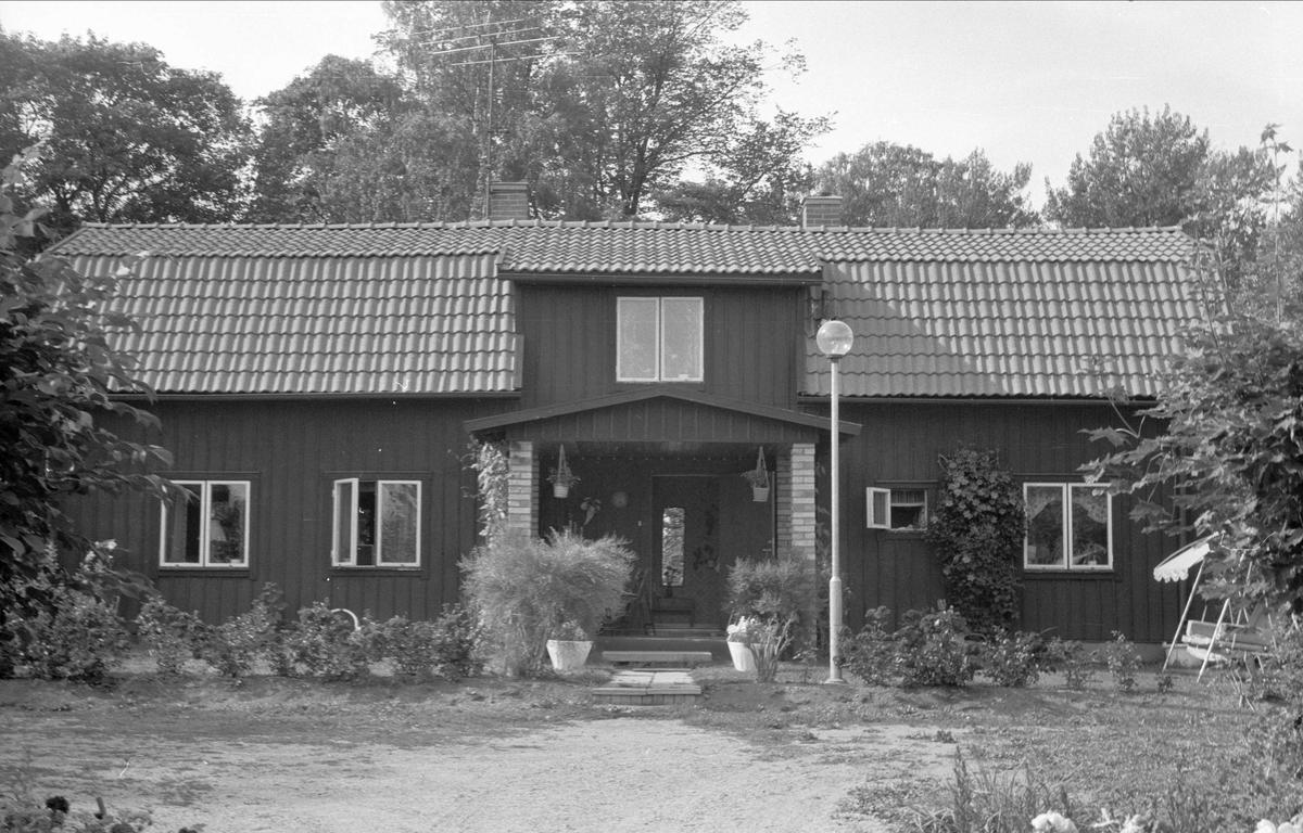 Parstuga, Lövsta 10:118, Bälinge socken, Uppland 1976