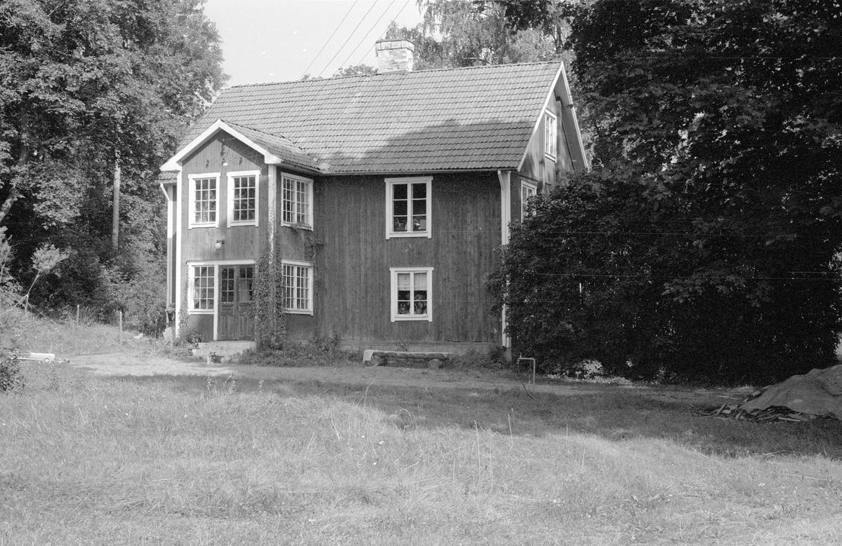 Bostadshus, Ullbolsta 5:1, Ullbolsta, Jumkil socken, Uppland 1983