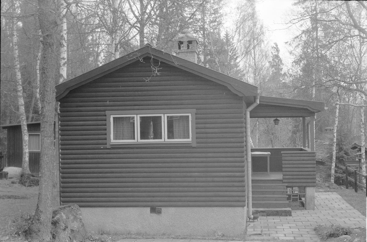 Sommarstuga, Edshammar 2:12, Granängen, Lena socken, Uppland 1977