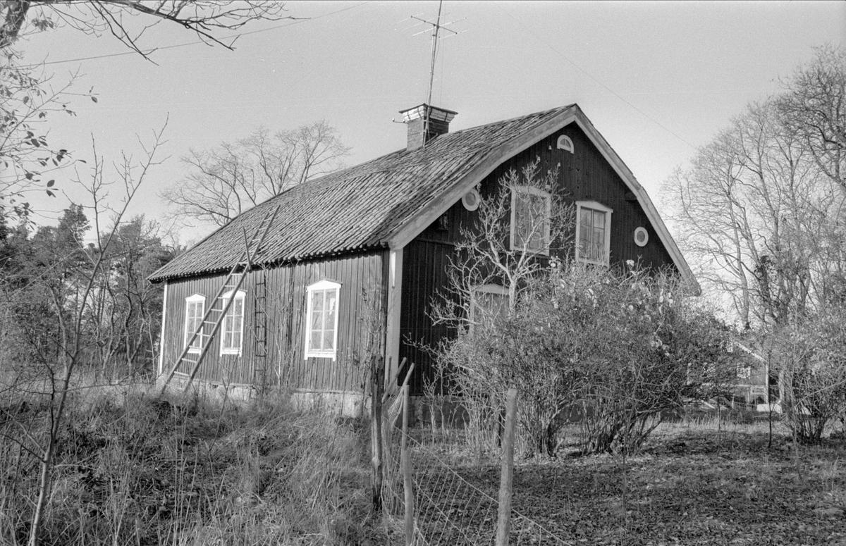 Mangårdsbyggnad, Fullerö 18:21, Hämringe, Gamla Uppsala socken, Uppland 1978