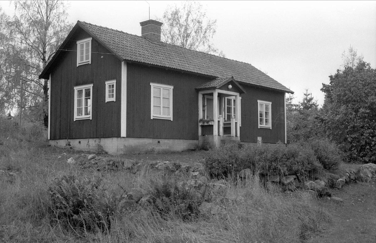 Bostadshus, Myrtorpet, Bälinge socken, Uppland 1983