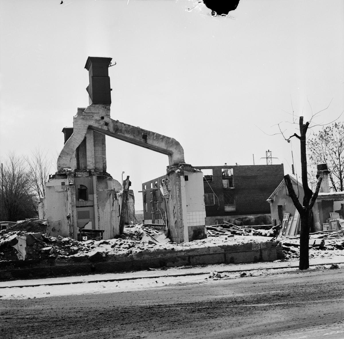 Uppsala Läns Landsting - nytt elevhem klart i sommar, Uppsala januari 1961