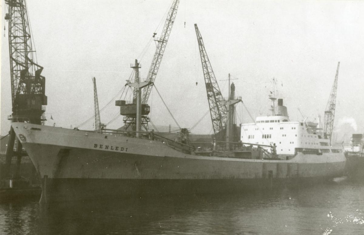 M/S Benledi (b.1965, Charles Connell & Co. Ltd., Glasgow)