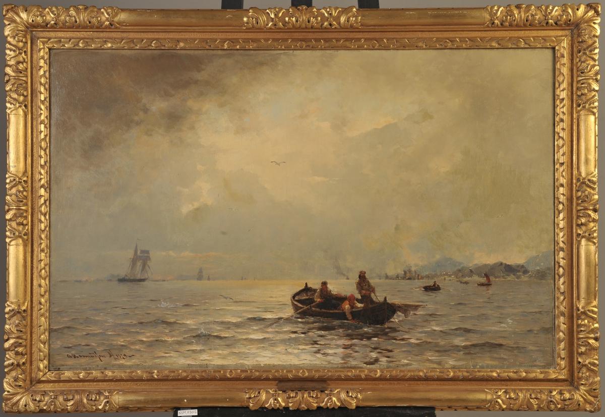 'Fjordlandskap'