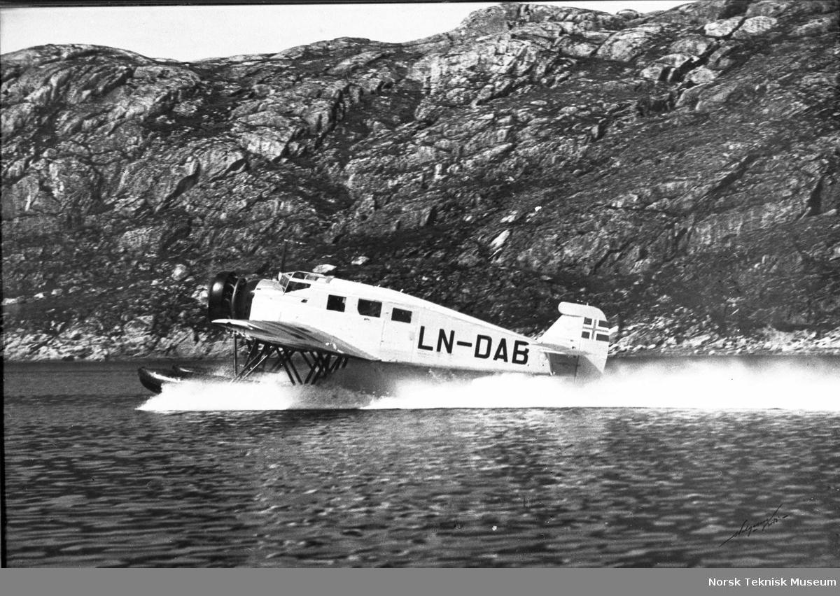 LN-DAB Junker 52