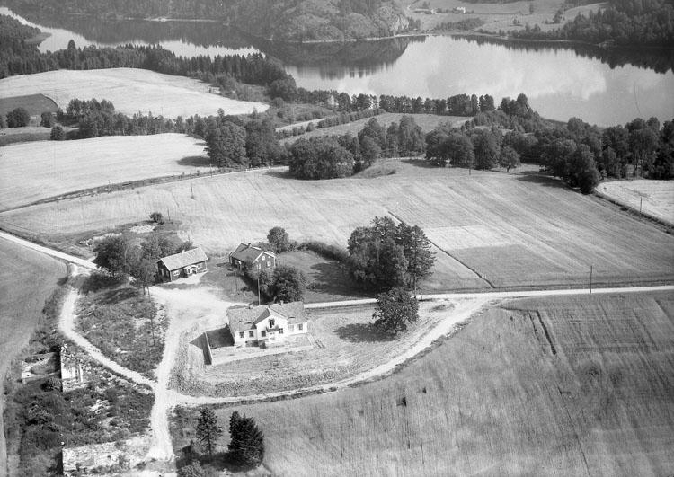 """Enligt AB Flygtrafik Bengtsfors: """"Tingvall gård Bohuslän"""".            ::"""