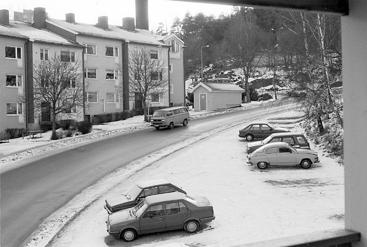 Bostadsområdet Bohusgården