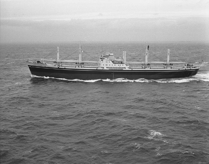 Fartyg 192 M/S London Craftsman.