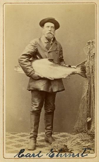 Lantbrukare Carl Ehrnst (1832 - 1905)
