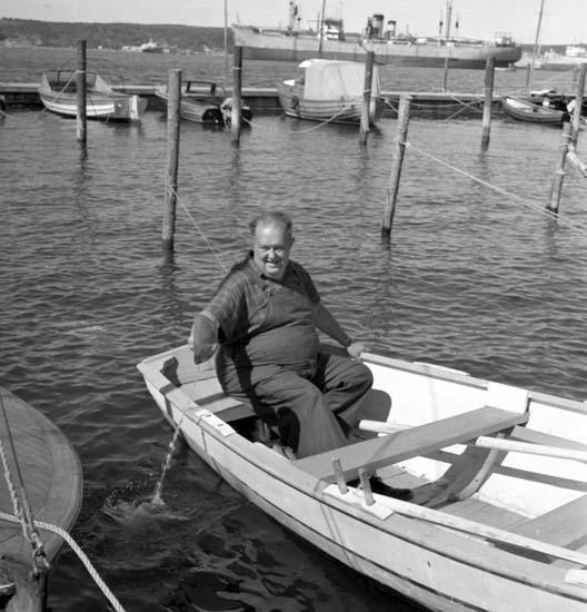 TV-inspelning på Gustafsbergs 1959
