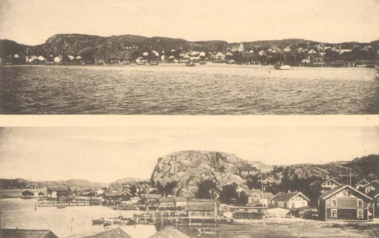 """""""Förlag: J. Tobiasson, Bovallstrand."""""""