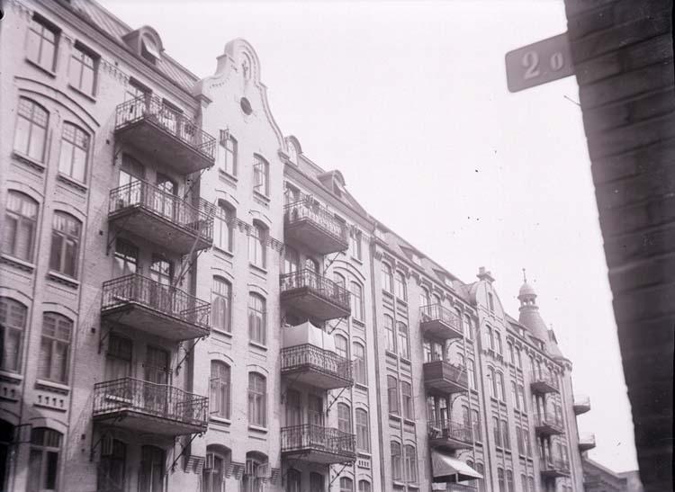 Motiv från Göteborg 1912