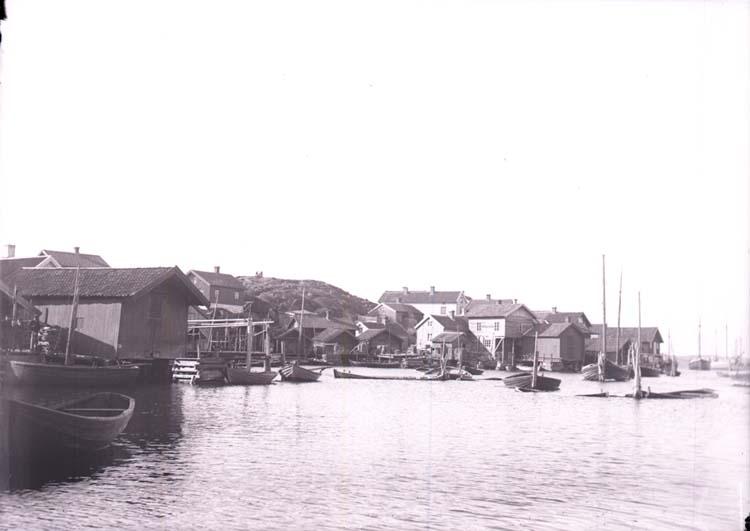 Fiskeläge 1901.