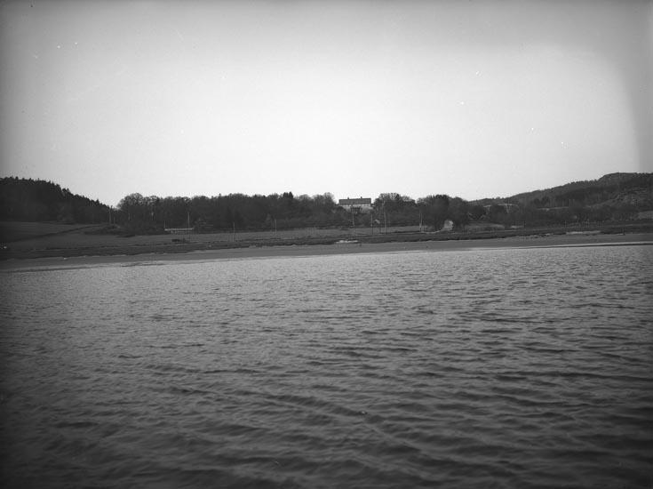 """Enligt fotografens noteringar: """"Saltkällan Herrgård omkring 1920 talet."""""""