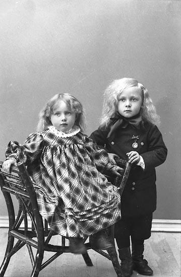 Bella och Thure Bohlin 1904