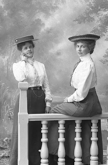 "Enligt fotografens journal nr 1 1904-1908: ""Appiari Fr. Stenungsön""."