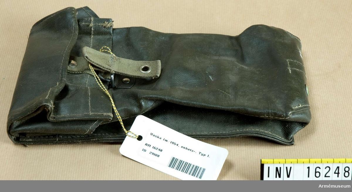 Väska, enhets- fm/1954 typ I.