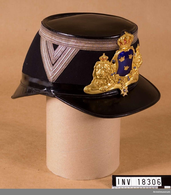 Grupp C I. För officer vid Göta livgarde.