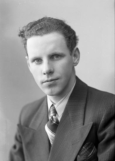 "Enligt fotografens journal nr 6 1930-1943: ""Carlsson, Herr Valter Stenungsund""."