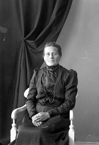 Alida Malmqvist, f. 1877