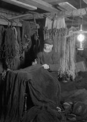 Vilhelm Andreasson på Smögen 1923