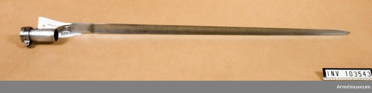 Bajonett m/1840