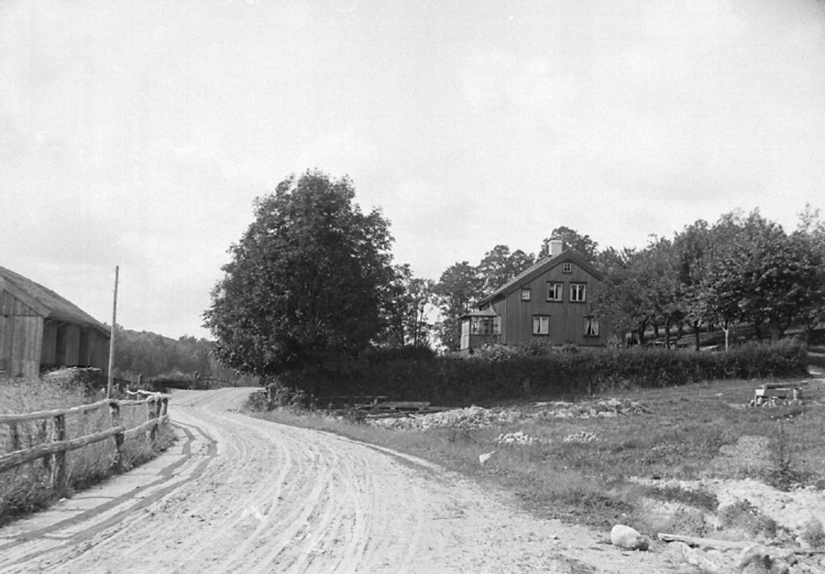 Märtavägen, Lyckorna. 1904.