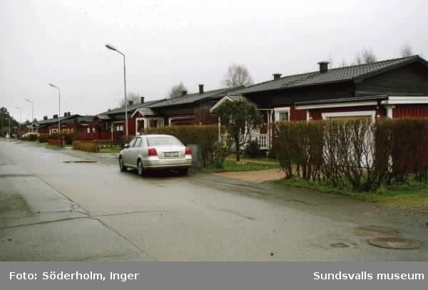 Västland, Birsta samt Ljustadalen. Sköns kyrka.