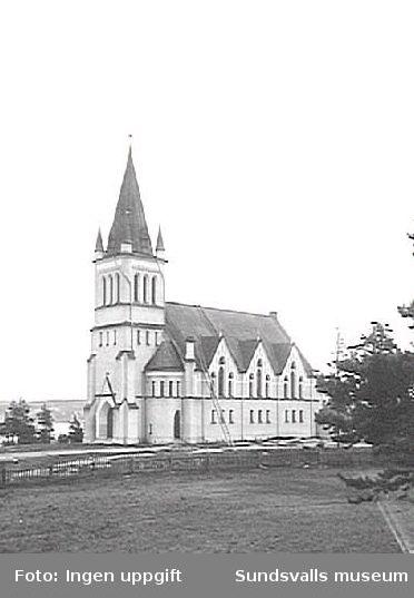 Skönsmons kyrka.