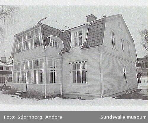 Rådhusgatan 43.