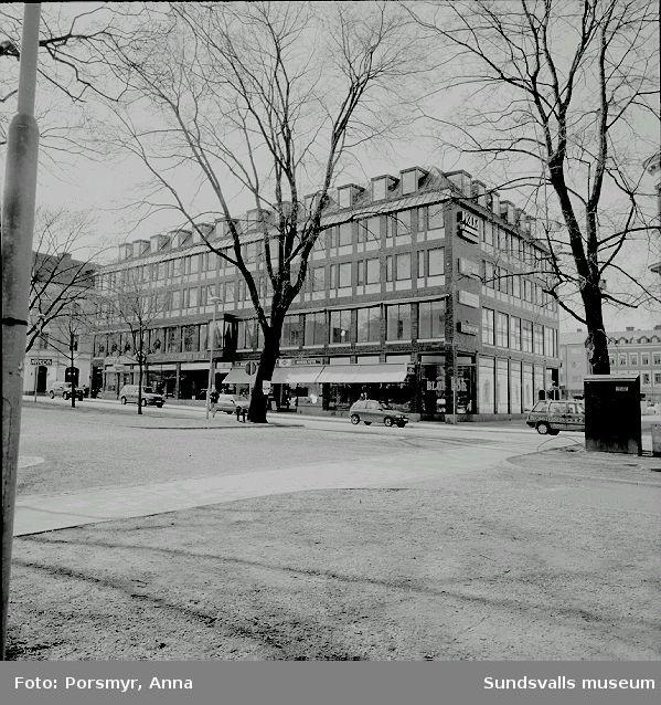 Esplanaden 8, Blå huset