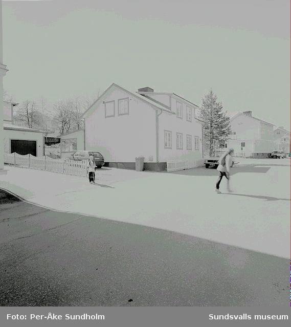 Bostadshus, kv. Almen 1, Nygatan 21.
