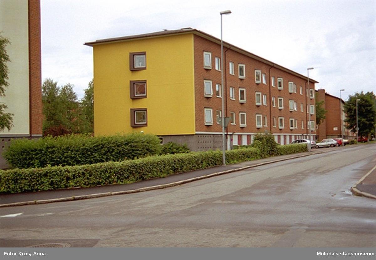 Lamellhus mot nordost. Runeberg.