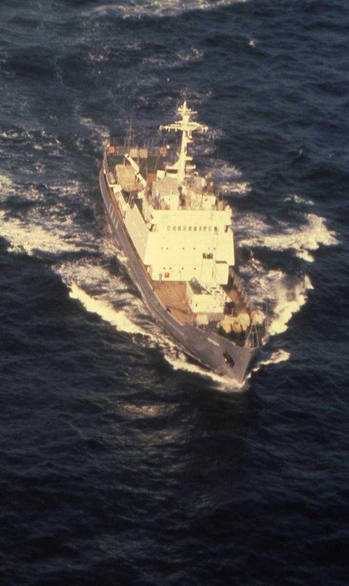 Russisk fartøy av Moma - klassen.