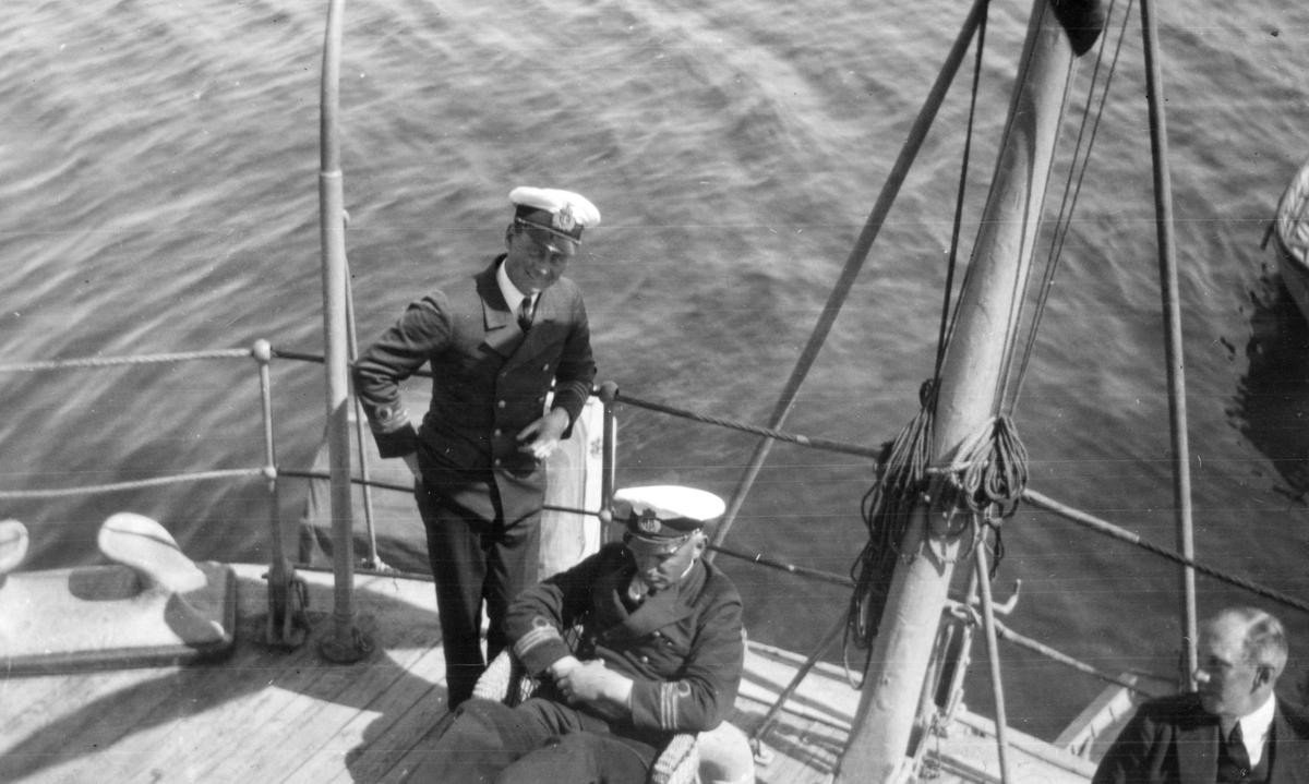 Fartyg: ILLERN                          Övrigt: Ubåtsavdelningen 1927