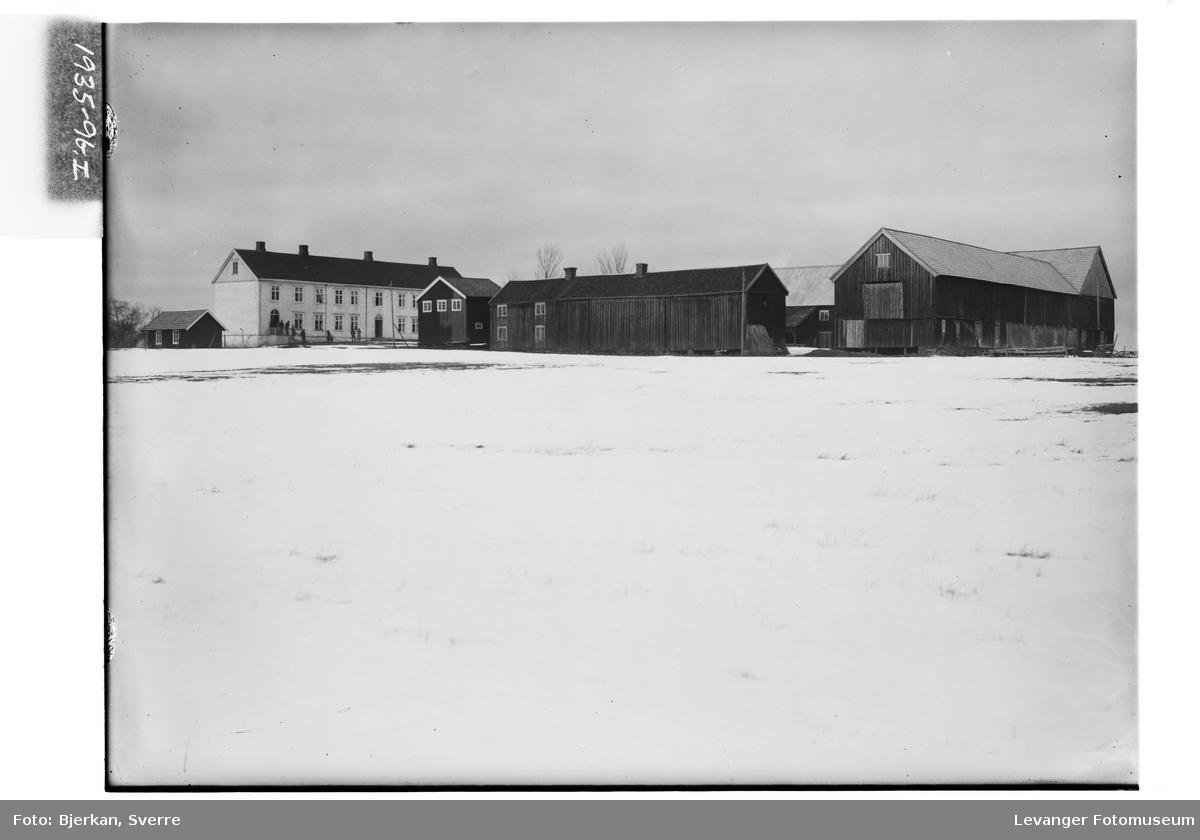 Rustgården på Nesset I