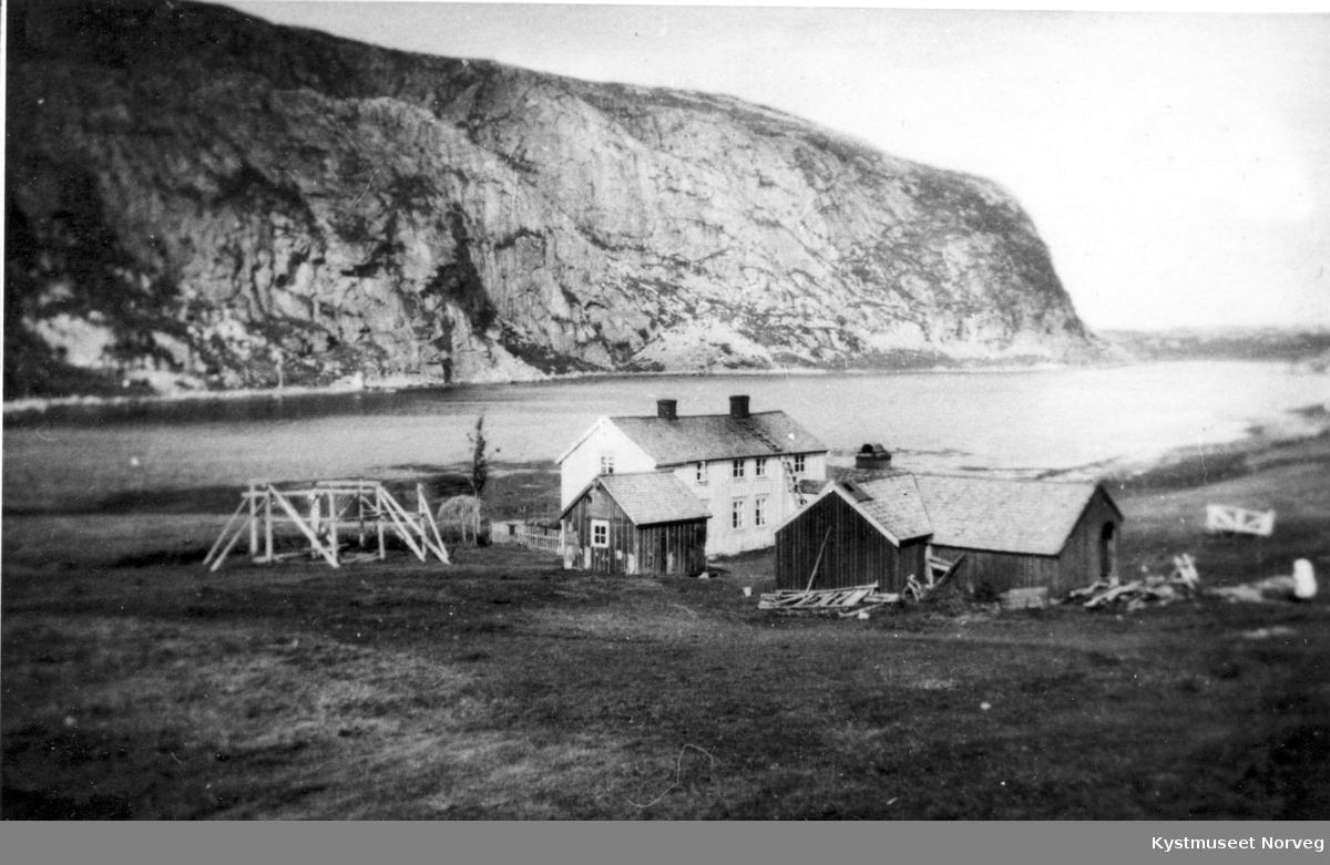 Flatanger, Stamnes gård