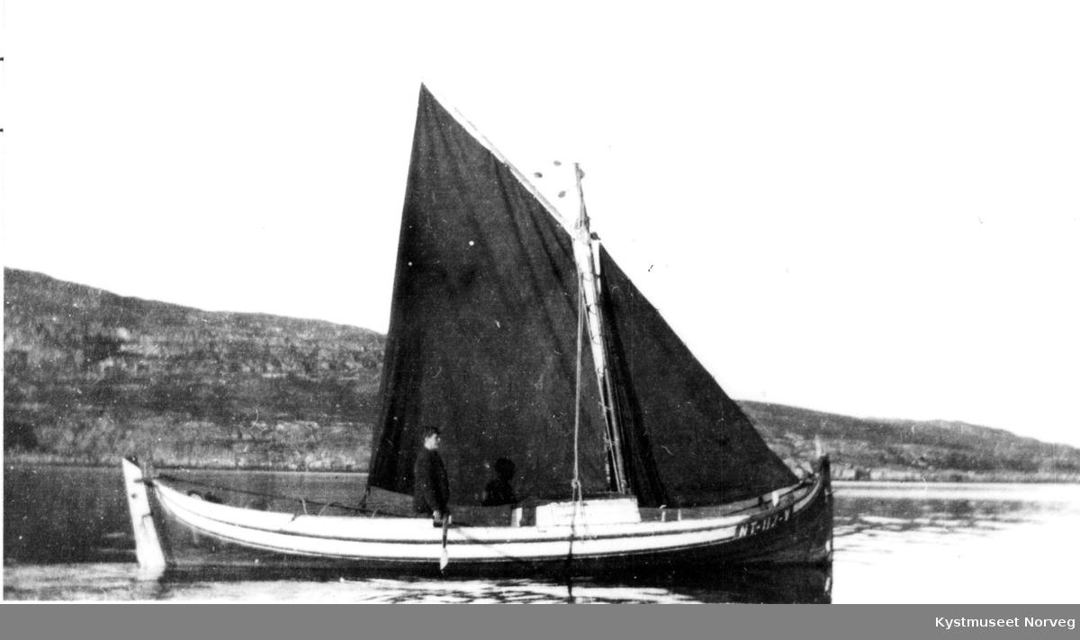 Bjugn, sildefiske i Vallersundet