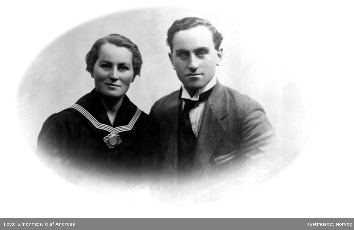 Marie og Torbjørn Sylten