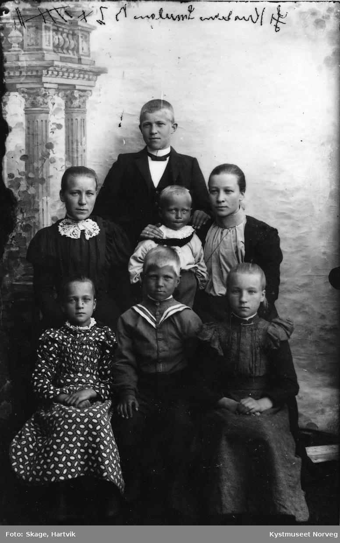 Ukjent familie