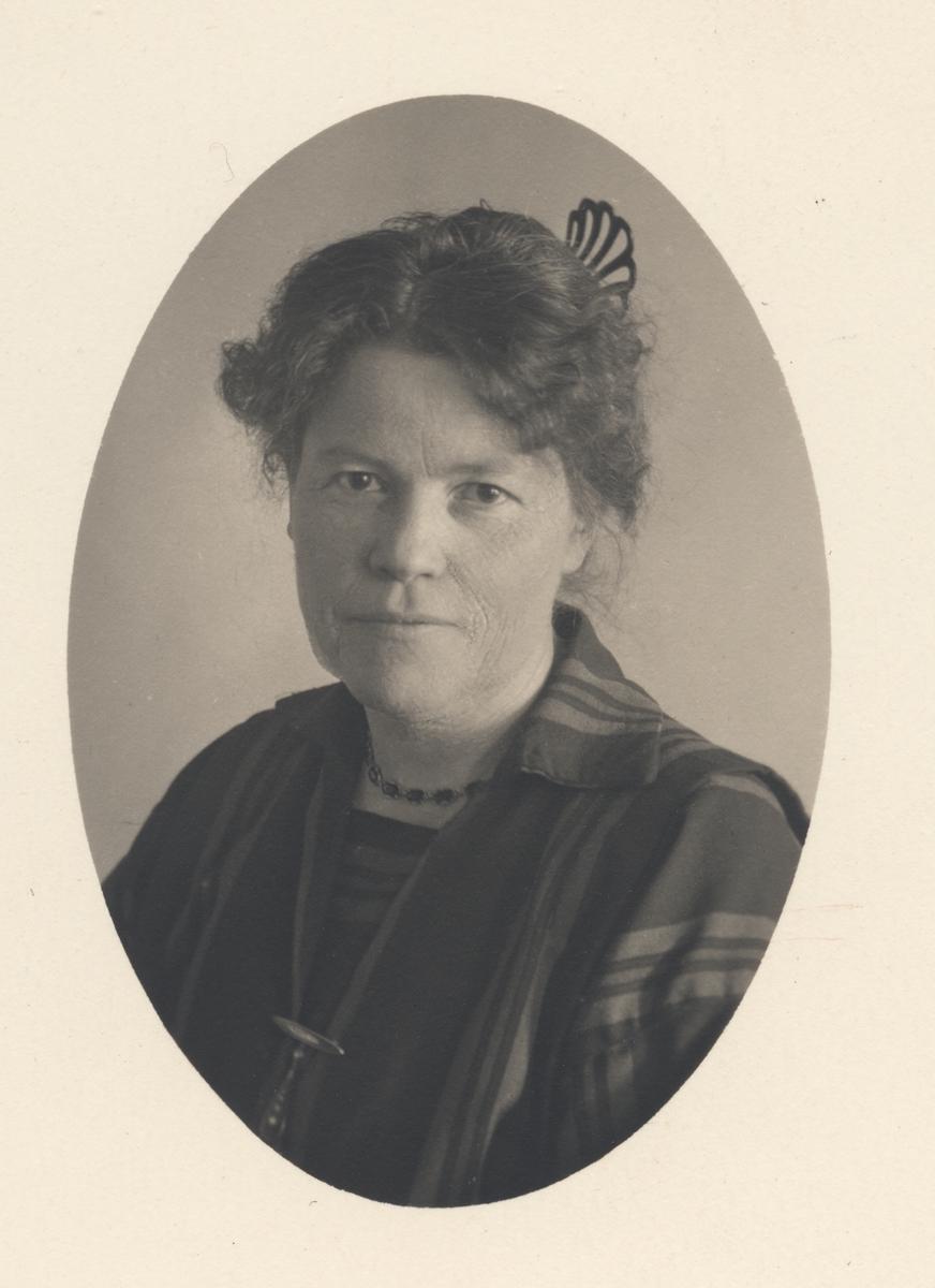 Alma Laurén, Uppsala