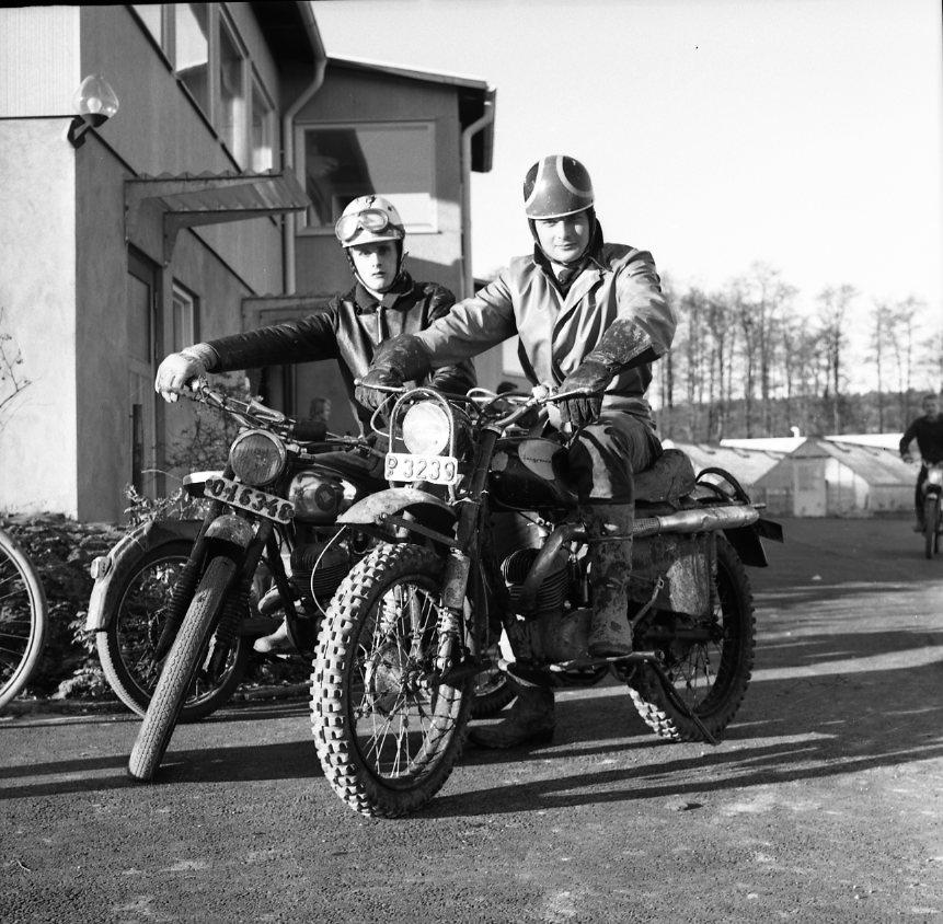 Motorcykeltävling