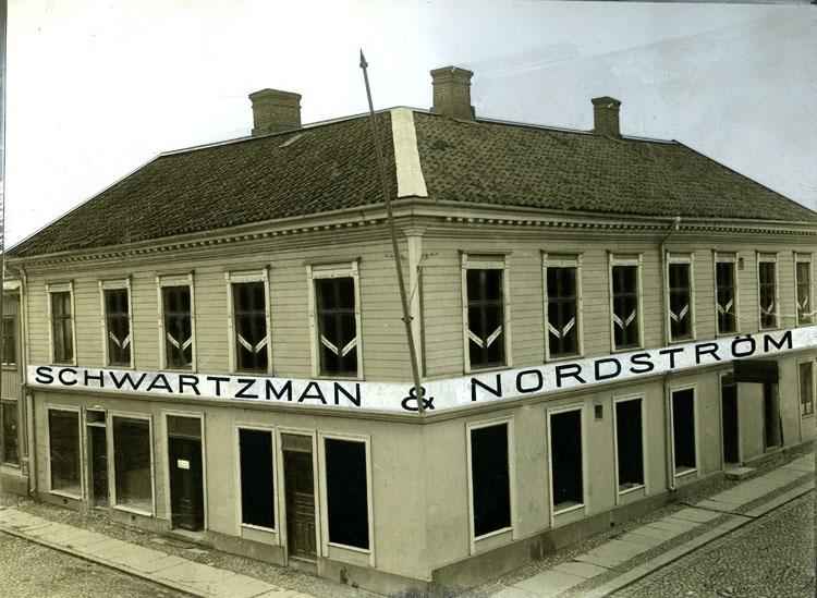 Schwartzman & Nordström, konfektionsfabrik i Uddevalla